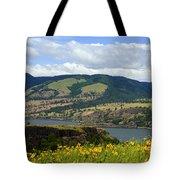 Oregon Landscape Tote Bag