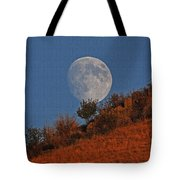 Oregon Moon Tote Bag