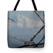 Oregon Nature Frames Mountain Tote Bag