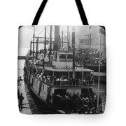 Oregon Steamboat, C1906 Tote Bag