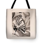 Oregon Swallowtail Butterfly  Tote Bag