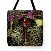Organic Assemblage Tote Bag