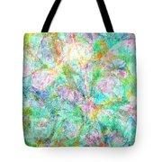 Organic Colors By Jan Marvin Tote Bag