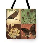 Organic Nature 1 Tote Bag