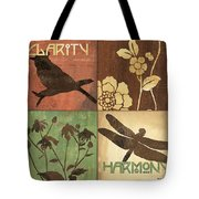 Organic Nature 2 Tote Bag