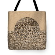 Organic Truth Part 1 Tote Bag