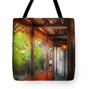 Orient - Continue On Tote Bag