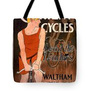 Orient Cycles 1890 Tote Bag