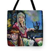 Oriental Fairy Tale. First Part Tote Bag