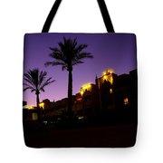 Oriental Night Tote Bag