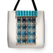 Oriental Window Tote Bag