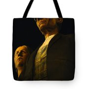 Original Goth Couple Tote Bag