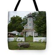 Original Lighthouse Site Tote Bag
