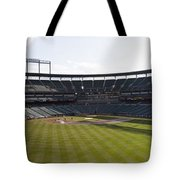 Oriole Park At Camden Yards Tote Bag