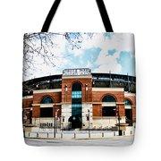 Oriole Park - Camden Yards Tote Bag