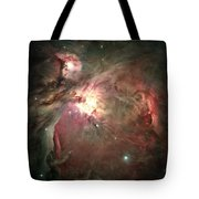 Space Hollywood - Orion Nebula Tote Bag