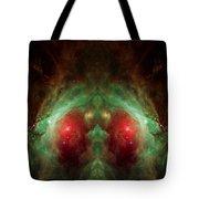 Orion's Reflection - Deep Space Nebula Tote Bag