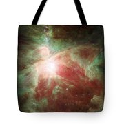 Orion's Sword Tote Bag by Adam Romanowicz