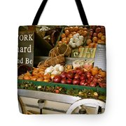 Work Hard And Be - Country Onion Cart Tote Bag