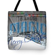 Orlando Magic Tote Bag