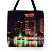 Orlando Panorama Tote Bag