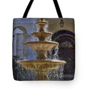 Ormond Water Fountain Tote Bag