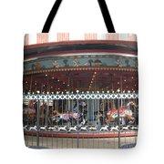 Ornamental Fence Tote Bag