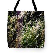 Ornamental Grass Tote Bag
