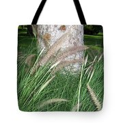 Ornamental Grass Tote Bag