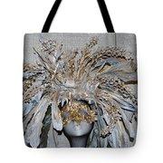 Ornamental Mask Tote Bag