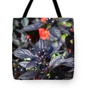 Ornamental Peppers Tote Bag