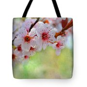 Ornamental Plum II Tote Bag