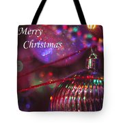Ornaments-2052-merrychristmas Tote Bag
