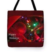 Ornaments-2107-happyholidays Tote Bag