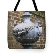 Ornate Garden Urn Tote Bag