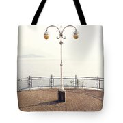 Ornate Lamp Post Tote Bag