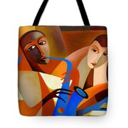 Ornithology - Charlie Parker With Dodo Marmarosa 1946 Tote Bag