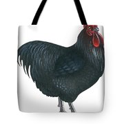 Orpington Rooster Tote Bag
