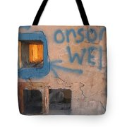 Orson Welles Depository Eleven Mile Corner Arizona 2004 Tote Bag
