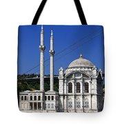Ortakoy Mosque Tote Bag