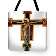 Orthodox Cross Tote Bag