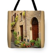 Orvieto Homes Tote Bag