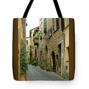 Orvieto Lane Tote Bag