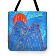 Os Dois Irmaos Original Painting Sold Tote Bag