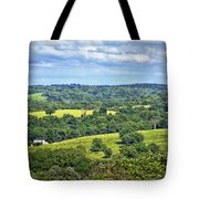 Osage County Lookout Tote Bag