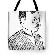 Oskar Pfister (1873-1956) Tote Bag