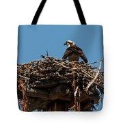 Osprey Nest Tote Bag