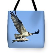 Osprey With Mullet Tote Bag