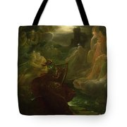 Ossian Conjuring Up The Spirits  Tote Bag