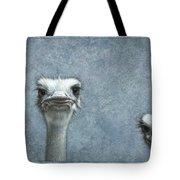Ostriches Tote Bag
